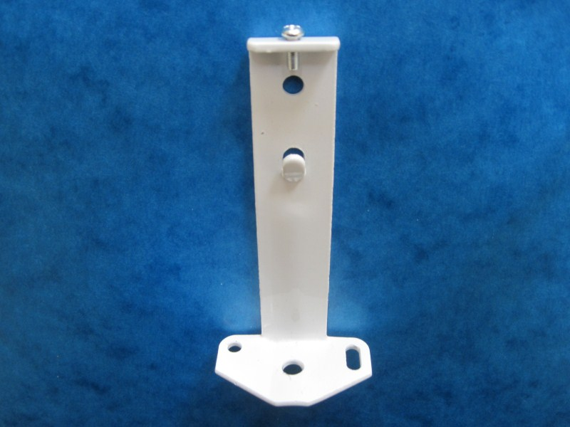 Vertical Blind Longer Extension Face Fix Frame Brackets