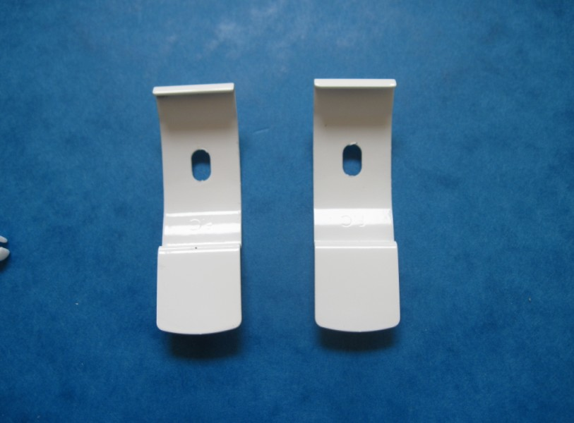 Vertical Blind Top Fix Brackets For Wide Bodied Track Systems