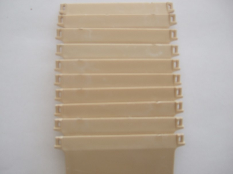 Beige Vertical Blind Bottom Weights For Wide 5 Quot Amp Narrow 3