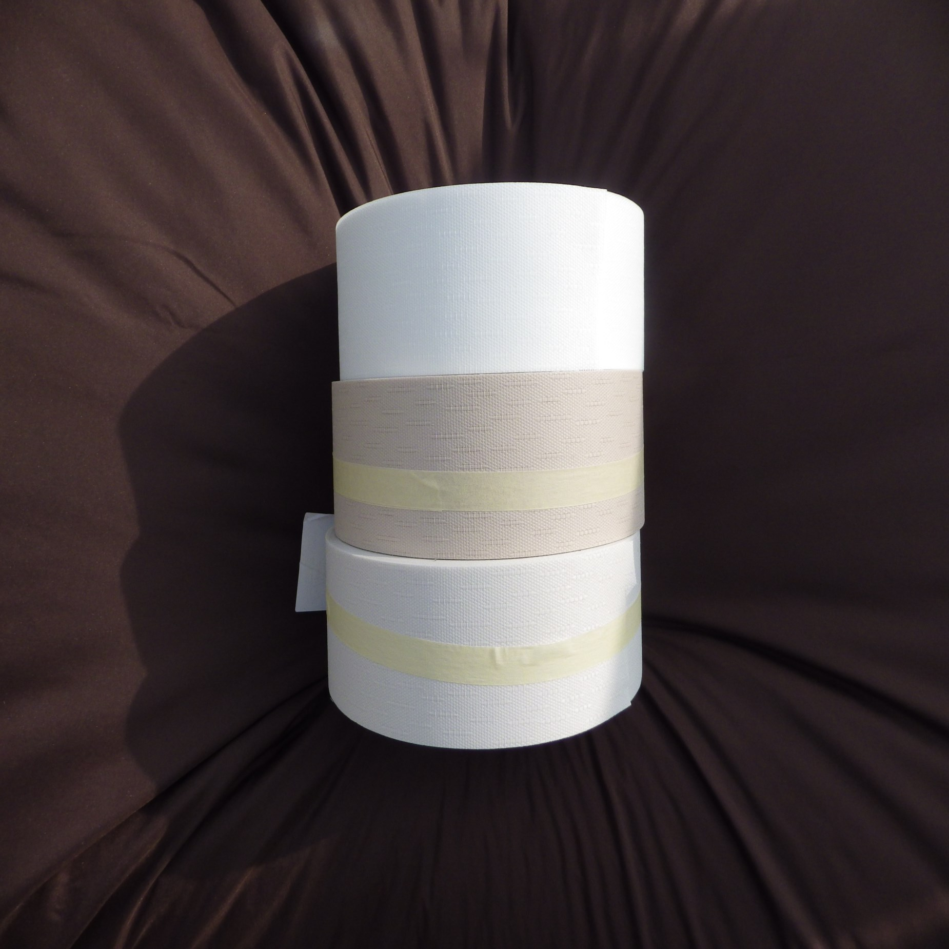 Full Roll 100m Of Vertical Blind Fabric Material Washable