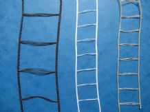 VENETIAN BLIND LADDER BRAID FOR 25-35-50mm wide SLATS