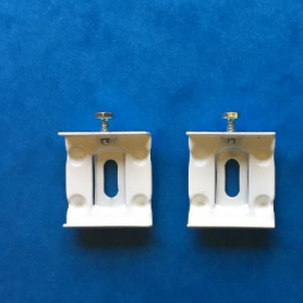 Vertical Blind Top Fix Brackets With Screw